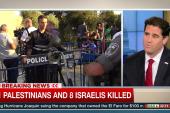 Netanyahu, Kerry address Jerusalem attacks