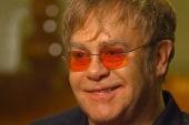 Elton John: Princess Diana 'made a hell of...