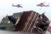 South Korean pres. condemns ferry captain