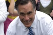 Romney makes a jump in the polls