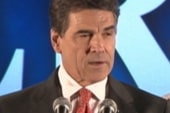 Perry fights for his campaign