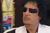 Gadhafi's death becomes a shockwave in...