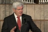 Former aide isn't surprised Gingrich keeps...