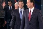GOP debates near home stretch