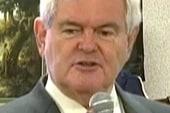 Gingrich under attack