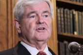 Gingrich hopes for big victory in Iowa