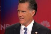 Republicans slam Romney at NBC Facebook...