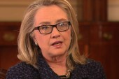 Clinton: 'We have a long way to go' in...