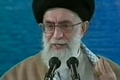 Iranian president warns against enemy...