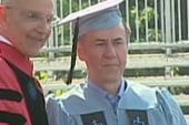 Columbia custodian graduates