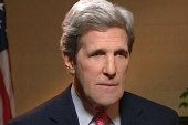 Kerry: Security agreements are real and...