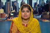 Pakistani woman's fight to empower and teach