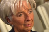 IMF Director: Need to focus on 'short-term...