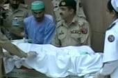 Taliban shooting victim flown to UK