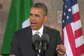 Obama to embark on last leg of Latin...