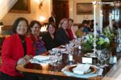 Women senators, Obama discusses economy...