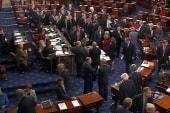 Senator calls vote 'dramatic, intense'