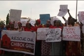 World rallies around kidnapped Nigerian girls