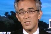 Obama expresses optimism in debt talks