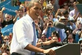 Obama to campaign at college campuses