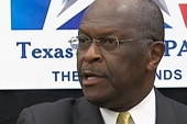 Fourth woman accuses Cain of sexual...