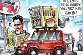Politico wins Pulitzer for editorial cartoons