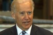 Biden returns to campaign trail for Obama