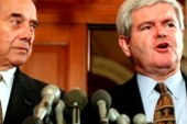 GOP mobilizes against Gingrich