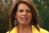 Bachmann attempts to increase poll lead