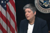 Napolitano to exit post as Homeland...