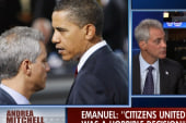 Rahm Emanuel to take new role in Obama...