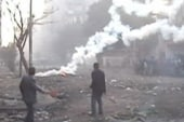 Protesters throw stones, conflict grows in...