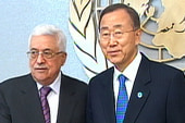 UN must decide on Palestinian request