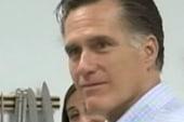 Romney keeps focused on Obama