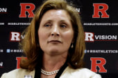 Rutgers' new Athletic Director under...