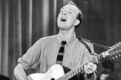 Folk music legend Pete Seeger dies