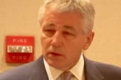 During hearing, Hagel will face scrutiny...