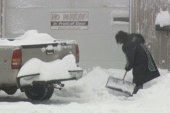 Massive snow storm hits tens of millions