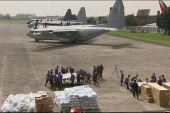 US provides aid to Philippines