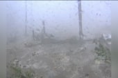 Typhoon Haiyan now a low level storm