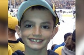Team MR8 honors youngest bombing victim
