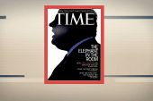 Time magazine criticized over Christie cover