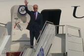 Biden to meet with Ukrainian leaders