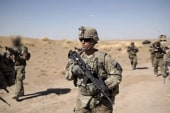 New report polls Iraq, Afghanistan vets