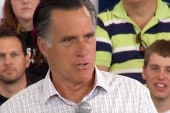 Romney: No timeline to announce pick