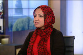 Activist fights for women's rights in Iraq