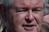 Romney's criticism takes a toll on Gingrich