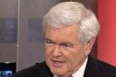 Panel: Gingrich plays Hardball, new poll...