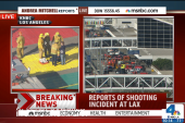 Witness: People began running from center...