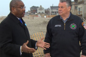 Rep. Meeks on Sandy recovery: 'Our plight...